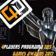 4Players 205 games awards 2017