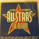 CBS & WEA -De Vinilo - V.A. All Stars ~ The Album 2 LP 1988 Electronic, Pop, Rock