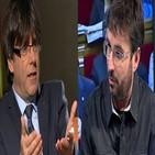 Carles Puigdemont con Jordi Évole - #Referéndum Independentista al Descubierto