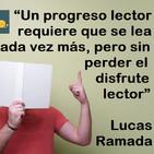 """[Podcast El Recreo #27] """"Un progreso lector requiere leer cada vez más, pero sin perder el disfrute"""" @RamadaPrieto"""