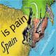 mondolirondo cataluña apaleada, spain is pain