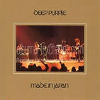 Deep Purple - De Vinilo - Made in Japan 1972 live 2 discos.
