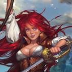El Club del Micro Rojo, mucho verano y mujeres pirata