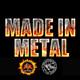 Made in Metal programa numero 96, III temporada
