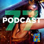 Programa 77 - El Sótano del Planet - Análisis Tráiler 2 Wonder Woman