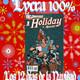 Lycra 100% Los doce días de Navidad : Superman y Otis Redding
