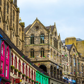 Frikitrippers 1x01 - Edimburgo