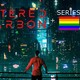 LC 3x19 Altered Carbon - Westworld trailer - Series LGTB - Salón del cine y series - Saint Seiya