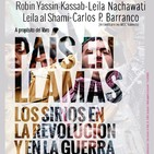 Mesa redonda de presentación del libro 'País en llamas. Los sirios en la revolución y en la guerra' en Zaragoza