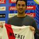 Michel, en la previa del Rayo-Oviedo
