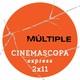Cinemascopa (Express) 2x11 - Múltiple