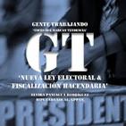 GT 13 - 'Nueva Ley Electoral & Fiscalización Hacendaria'.