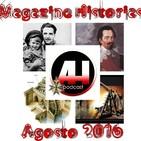 Magazine de Historias - Agosto 2016