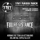 TNT RADIO - Entrev FULLRESISTANCE 27.03.2017