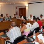 Pleno Extraordinario Los Barrios Viernes 4 Agosto 2017