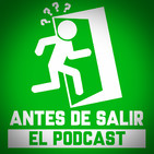 Antes de Salir, El Podcast 1x04 BASES SECRETAS