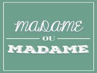 Madame ou Madame n° 42 - 22.01.2018 - Élodie Habran