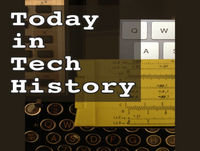 Today in Tech History - January 22nd 2018