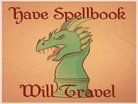 Have Spellbook, Will Travel - Actual Play 6-1