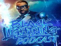 "Black Lightning Podcast Season 1 - Episode 13: ""Shadow of Death: Book of War"""