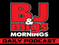 BJ & MIGS Podcast 03-19-18-6A: St. Paddy's Day was over the weekend and John Oliver did a mash up of reporters ...
