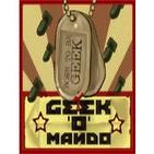 Podcast Geek 'O' Mando