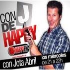 CON J DE HAPPY (fuera de emisión)