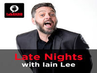 The Late Night Alternative with Iain Lee: Bonus Podcast - Katie Puckrik, Part 2