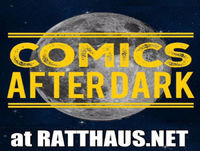 Road To Comic Con: EXCLUSIVE w/ : Brandon Montclare and Amy Reeder of IMAGE COMICS ROCKET GIRL