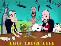 This Irish Life Podcast 31 - Building a Strong Body and a Strong Mind with Special Guest Researcher Andy Sheppard