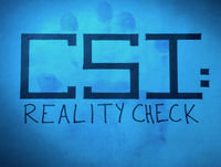 Special Episode 1 - The CSI Effect