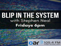 Blip In The System - 15-12-2017 - Alternative Music - featuring Coma Cinema and Snapped Ankles