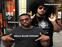 #HellaBlackPodcast Ep 13: Self Defense (feat @SankofaBrown)