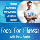 The Food For Fitness Podcast   Nutrition   Trainin