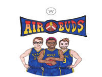 Air Buds 50: Basketball is Back!