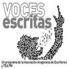 Voces Escritas-Olga Bernad y Javier Sanchez Menendez