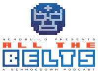 All The Belts | Episode 27: Innergeekdom, Ben v Dale, and #RespinGate