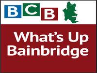 Big History Series at the Bainbridge Island Senior Center in March (WU-406