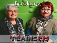 Bookenz-26-09-2017-Paul Cleave and Gordon Ogilvie