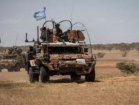 Vi har en uppgift i Mali