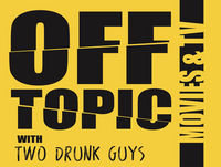 Off topic with tdg: ep 10