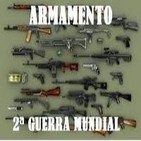 ARMAMENTO 2ª GUERRA MUNDIAL