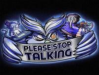 Please Stop Talking #18 - Ceiling Burgers (feat. Brendaniel)