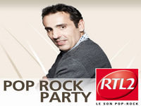 RTL2 Pop-Rock Party du 20 avril 2018
