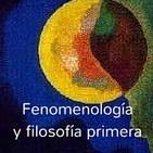 FenomenologíayFilosofíaPrimera